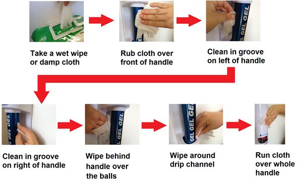 clean-handle